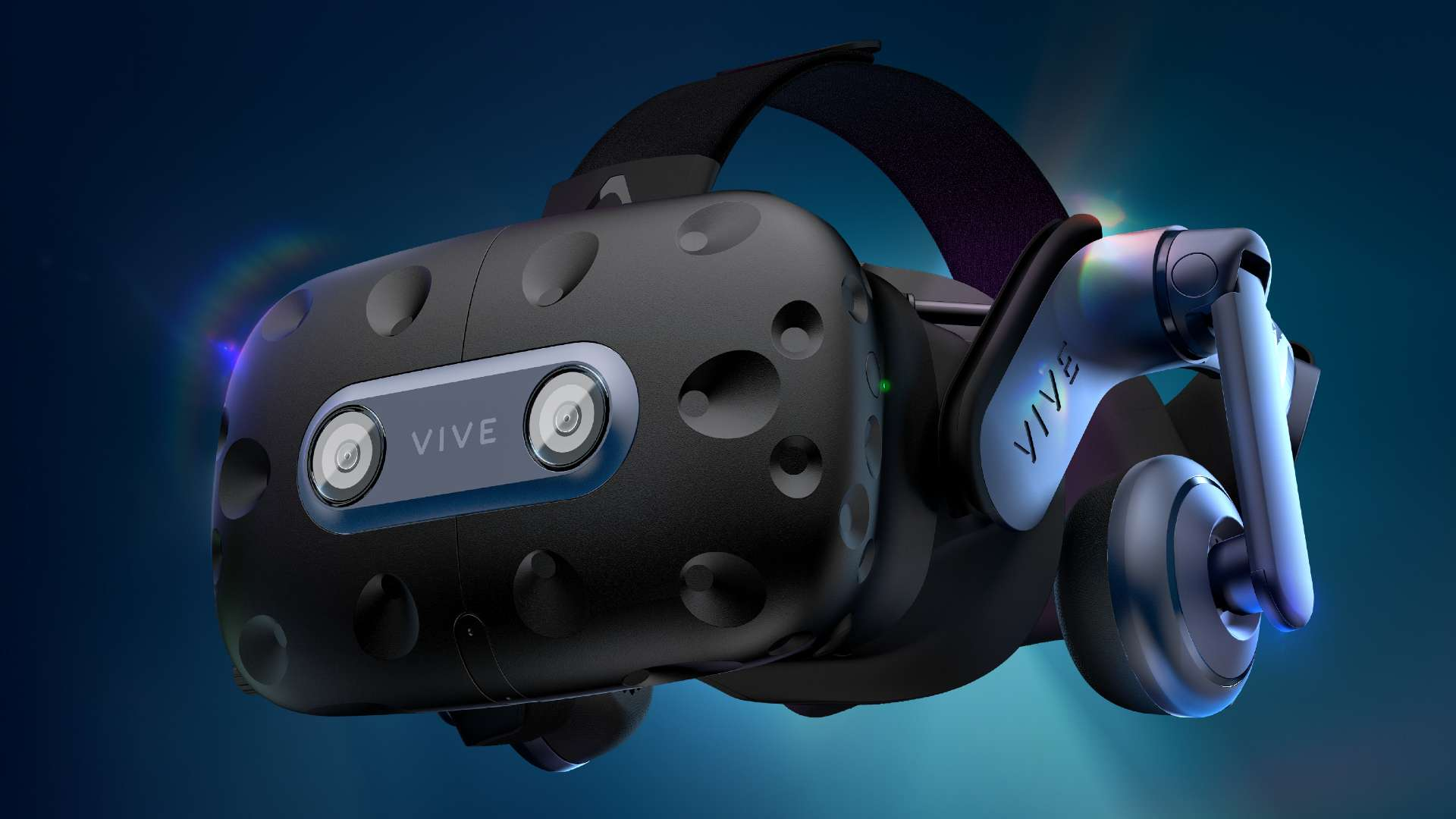 New HTC Vive Pro 2 VR headset packs a 5K resolution and 120Hz refresh rate
