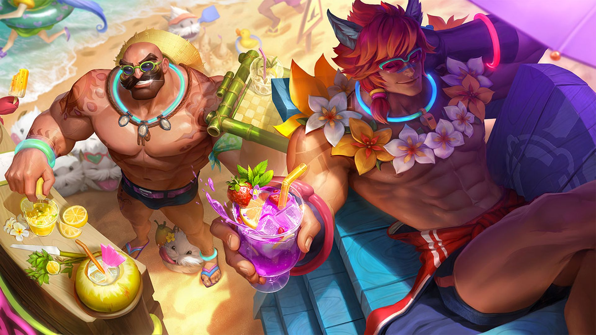 League of Legends patch 11.12 notes – Dr. Mundo rework, Pool Party skins