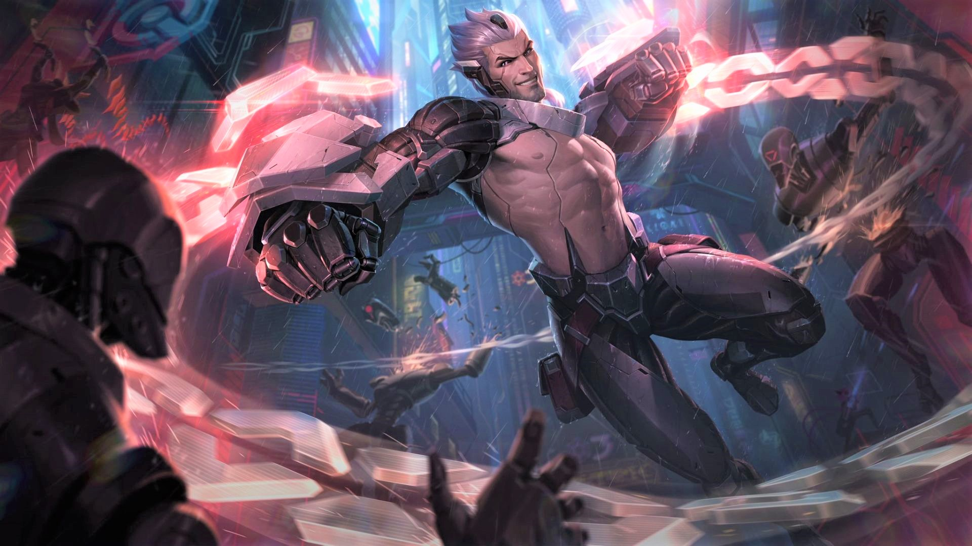 League of Legends patch 11.11 notes – Project: Bastion, new skins, Master Yi, Senna changes