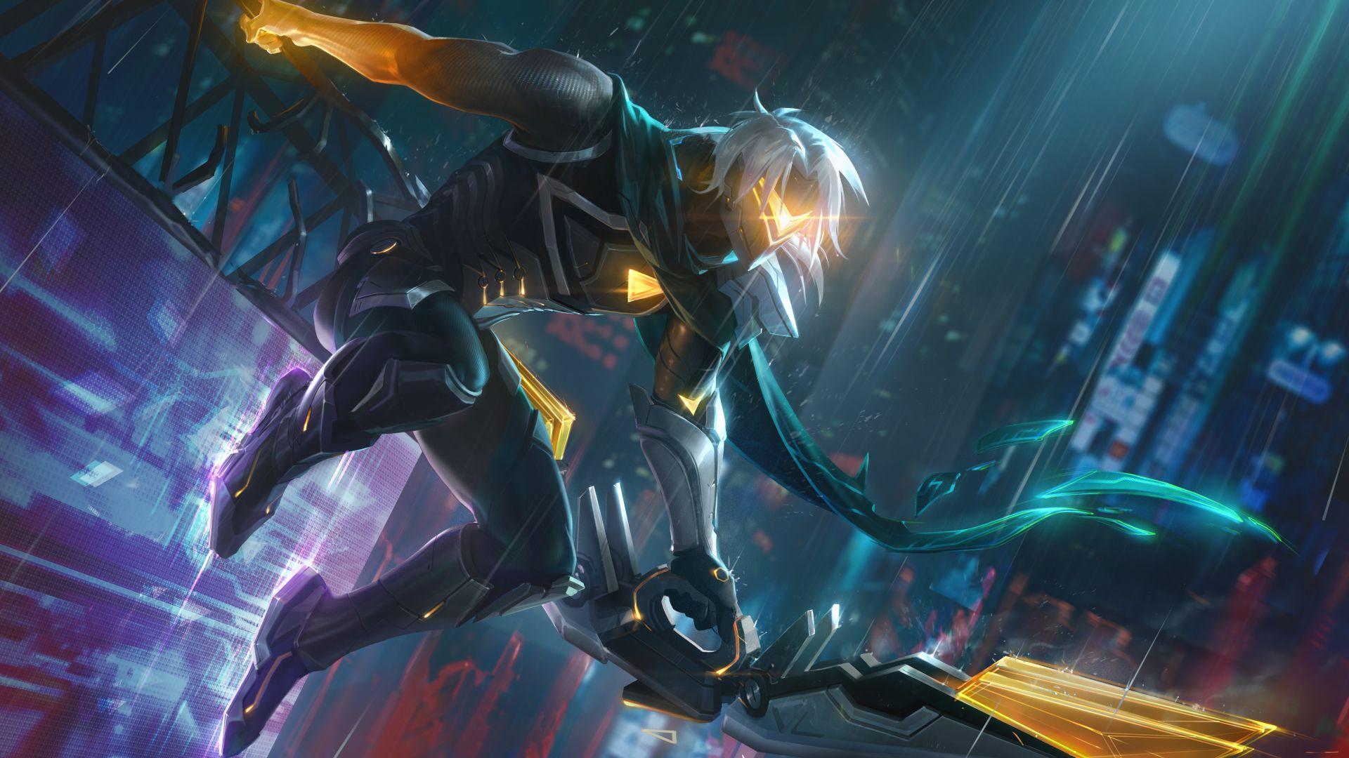 League of Legends devs unveil the MOBA's next big event, Project: Bastion