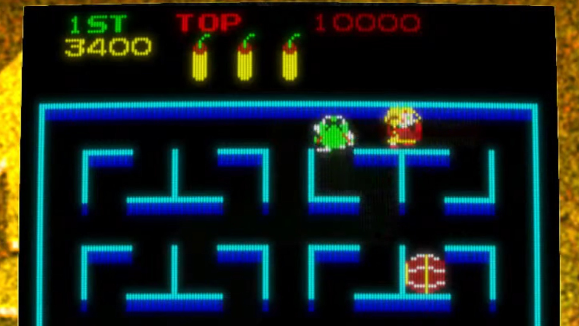 Lost arcade game preserved for the first time in the latest MAME release