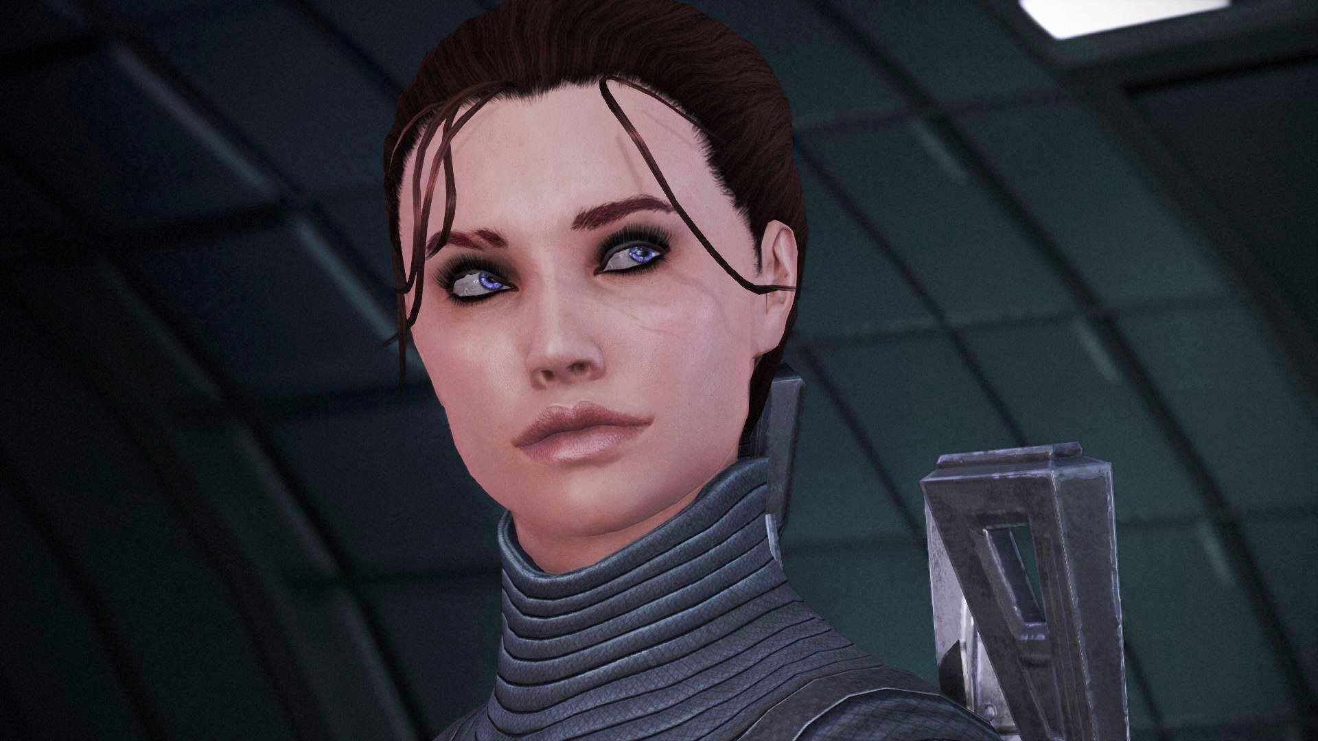 Mass Effect Legendary Edition face codes