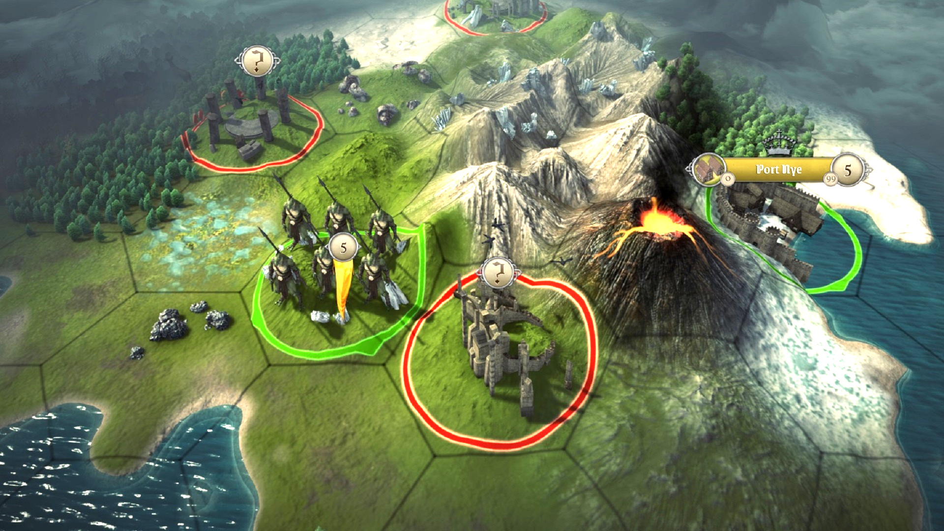 Fantasy strategy game Master of Magic is getting a reboot