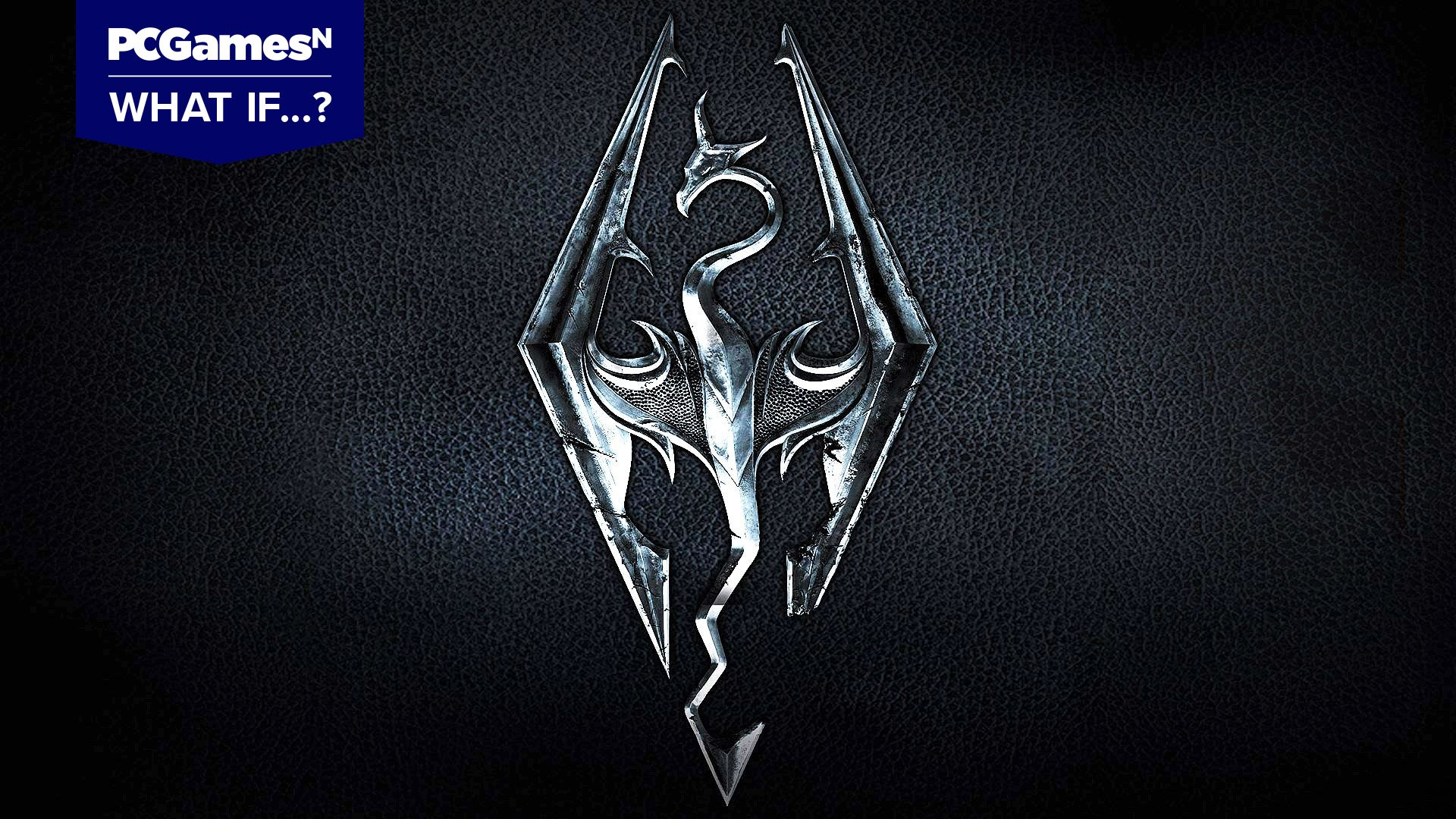 What if: Microsoft made Skyrim free with Windows?