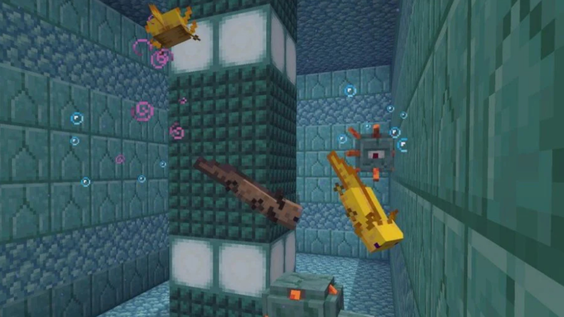 Minecraft devs fix another bug that's been there for eight years
