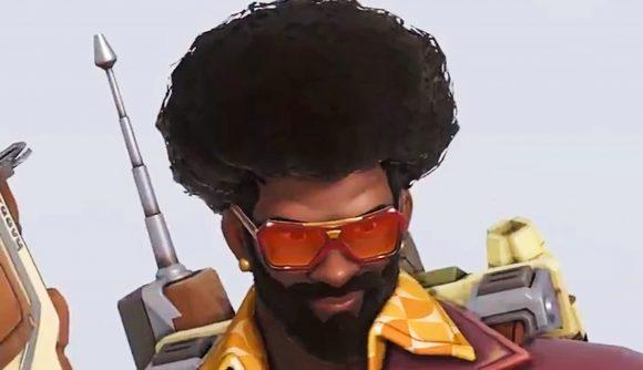 Baptiste's new Overwatch skin