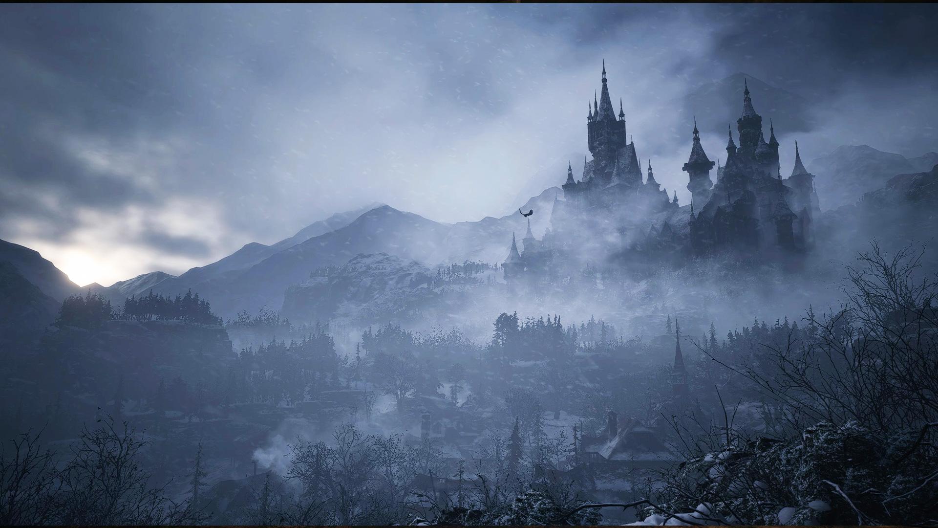 Capcom optimises Resident Evil Village's DRM, and adds AMD FSR to boost fps
