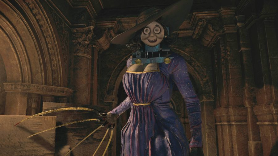 The Count Theodora mod is one of the best Resident Evil Village mods.