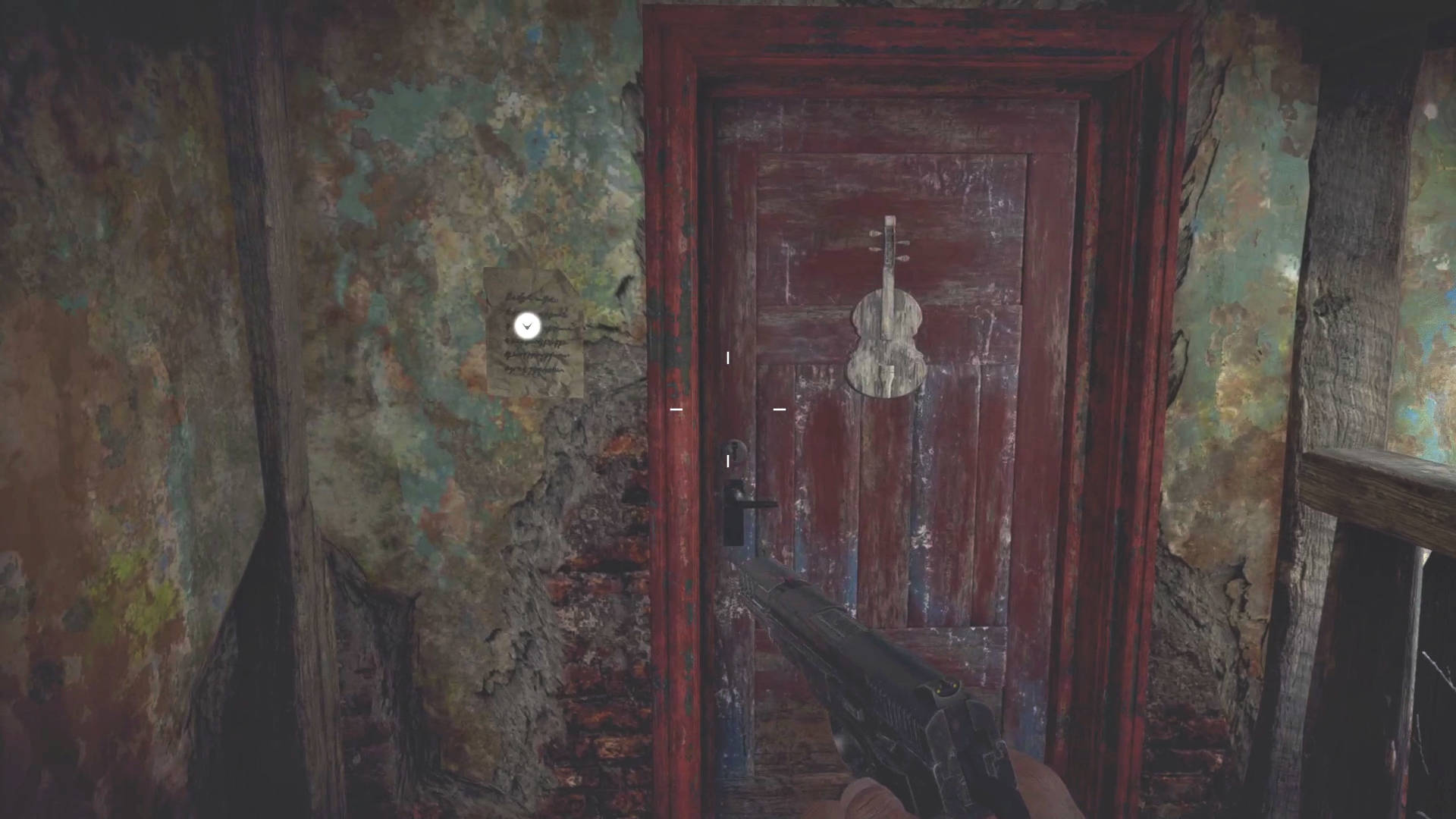 Resident Evil Village violin house – combination lock code
