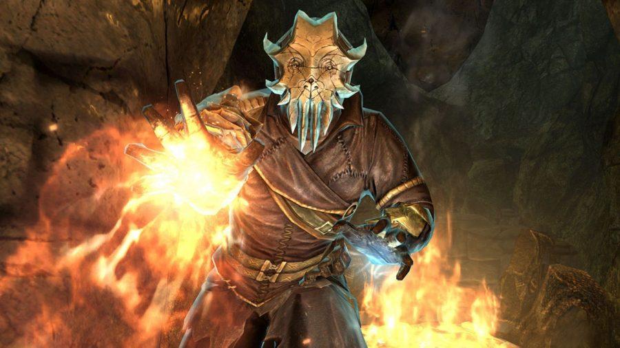 Dragonborn DLC in Skyrim