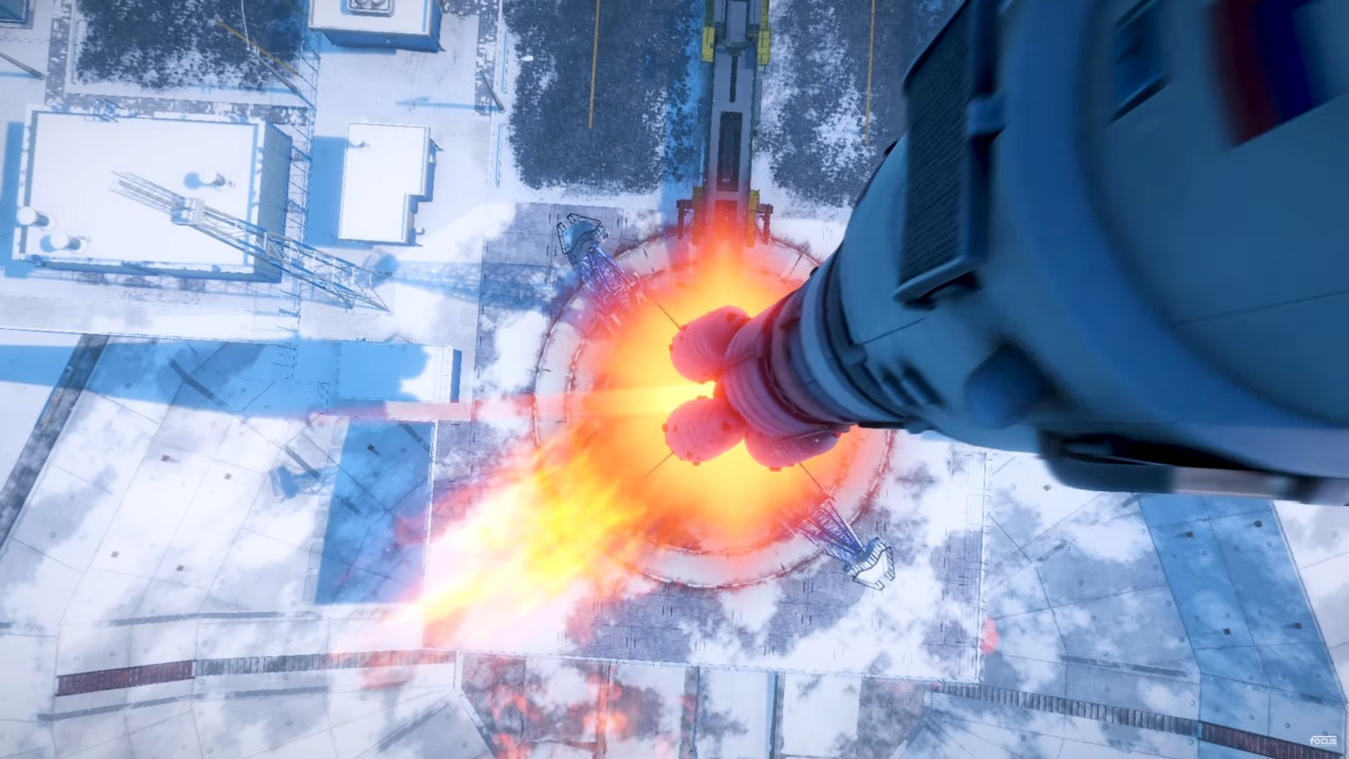 SnowRunner Season 4 will have you building a giant rocket in Russia