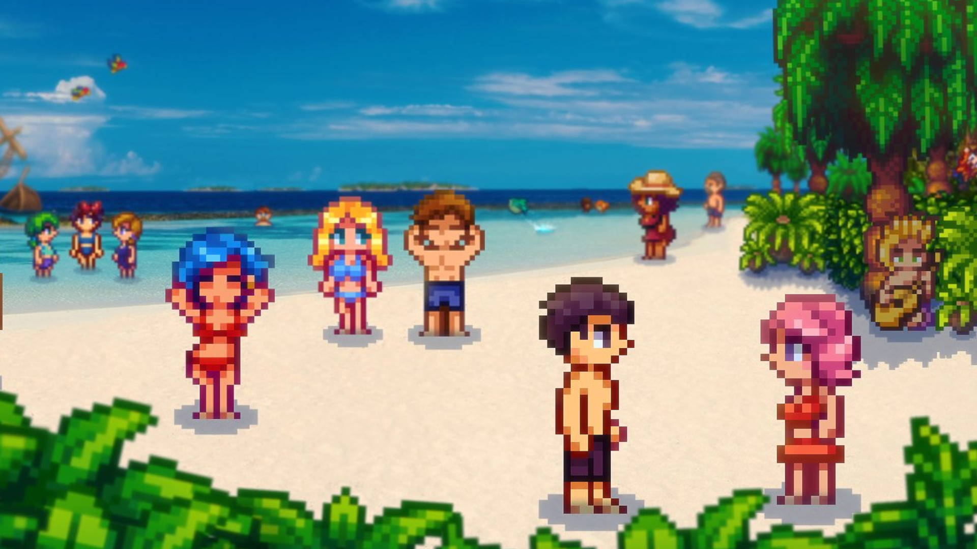 Stardew Valley Expanded update adds new maps, new events, and lets you marry the wizard