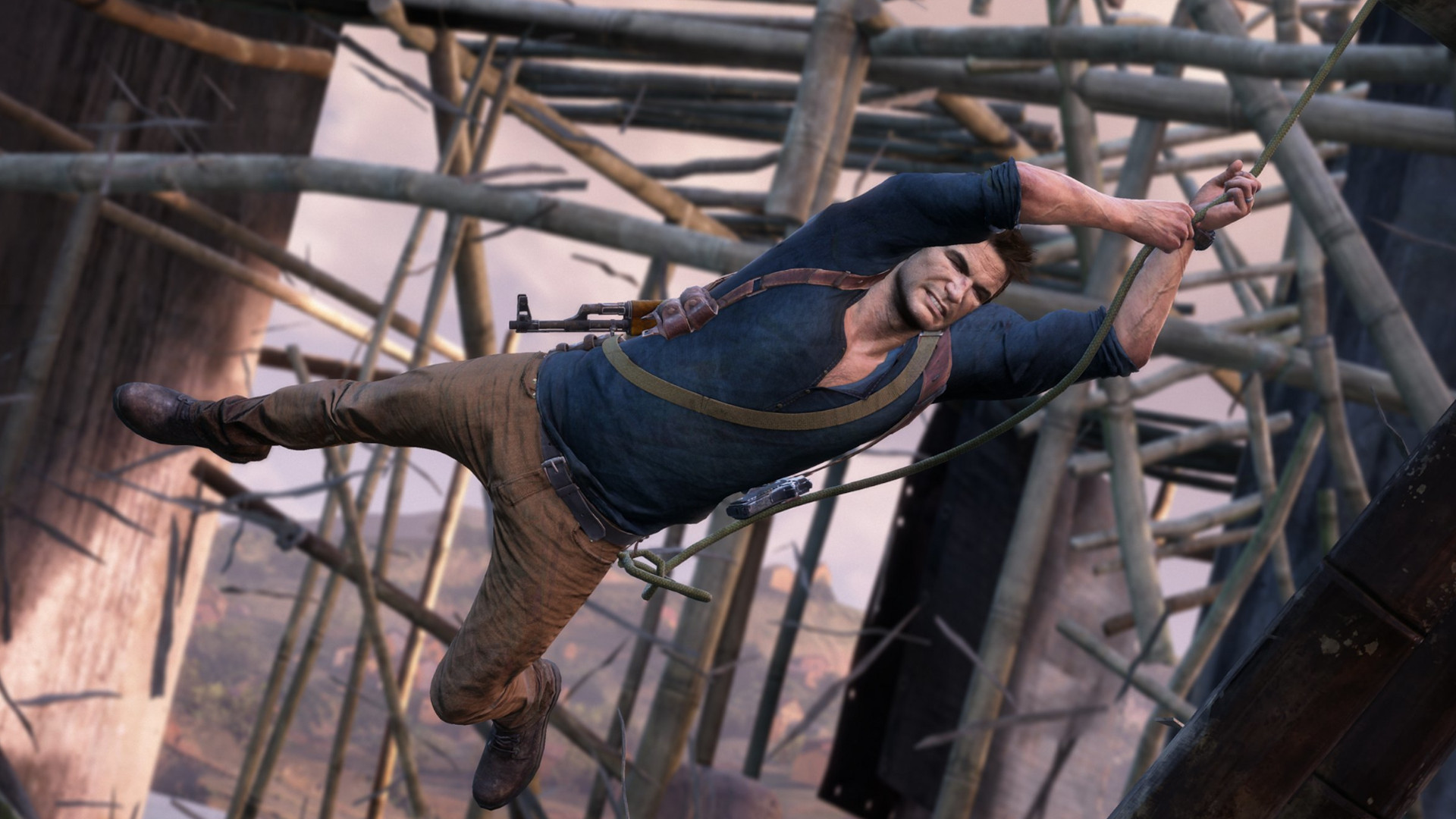 Sony leaked its own Uncharted 4 PC announcement and didn't even try to hide it