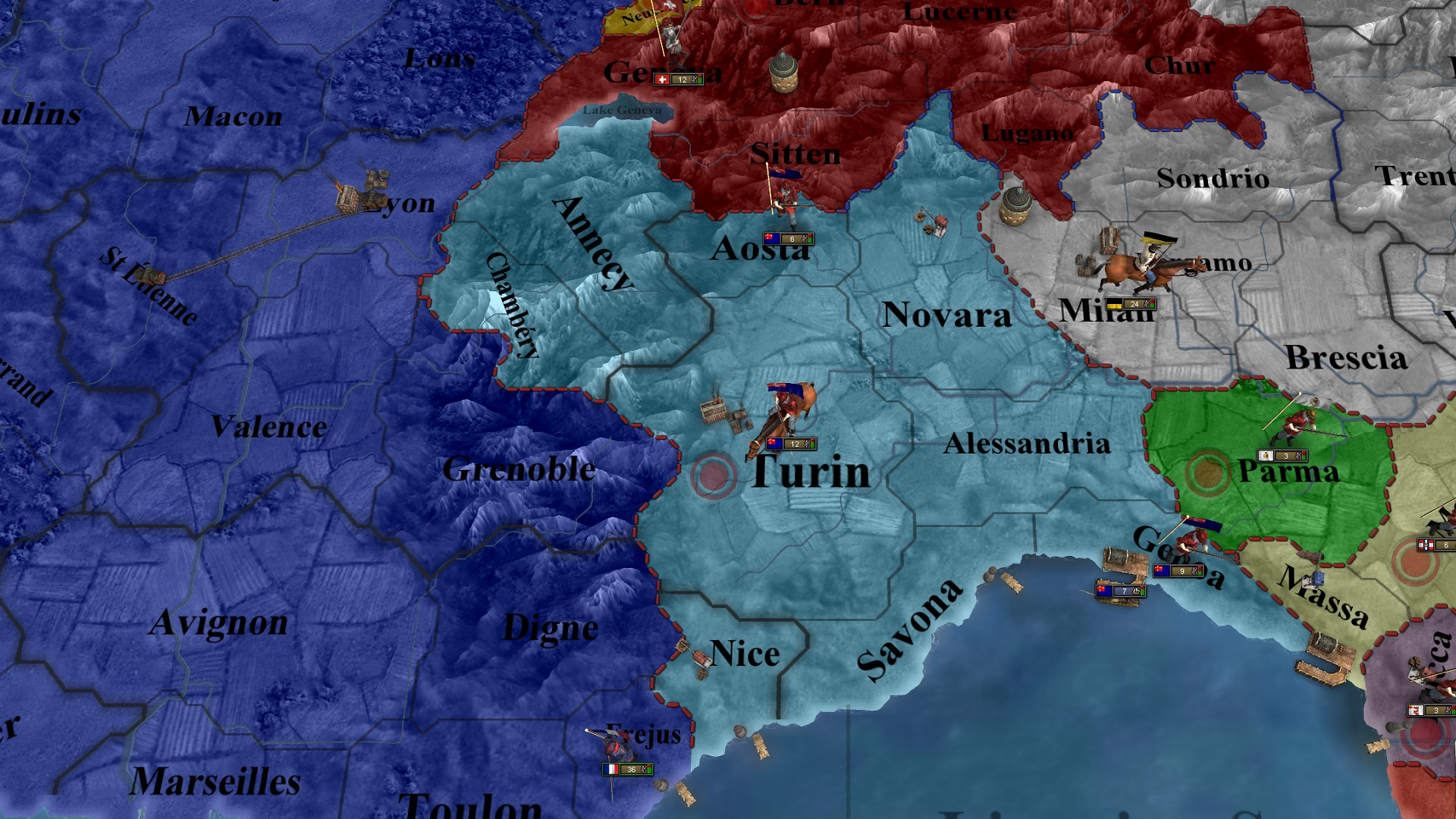 Forget Victoria 3, this Victoria 2 mod can give you an (almost) 3D map