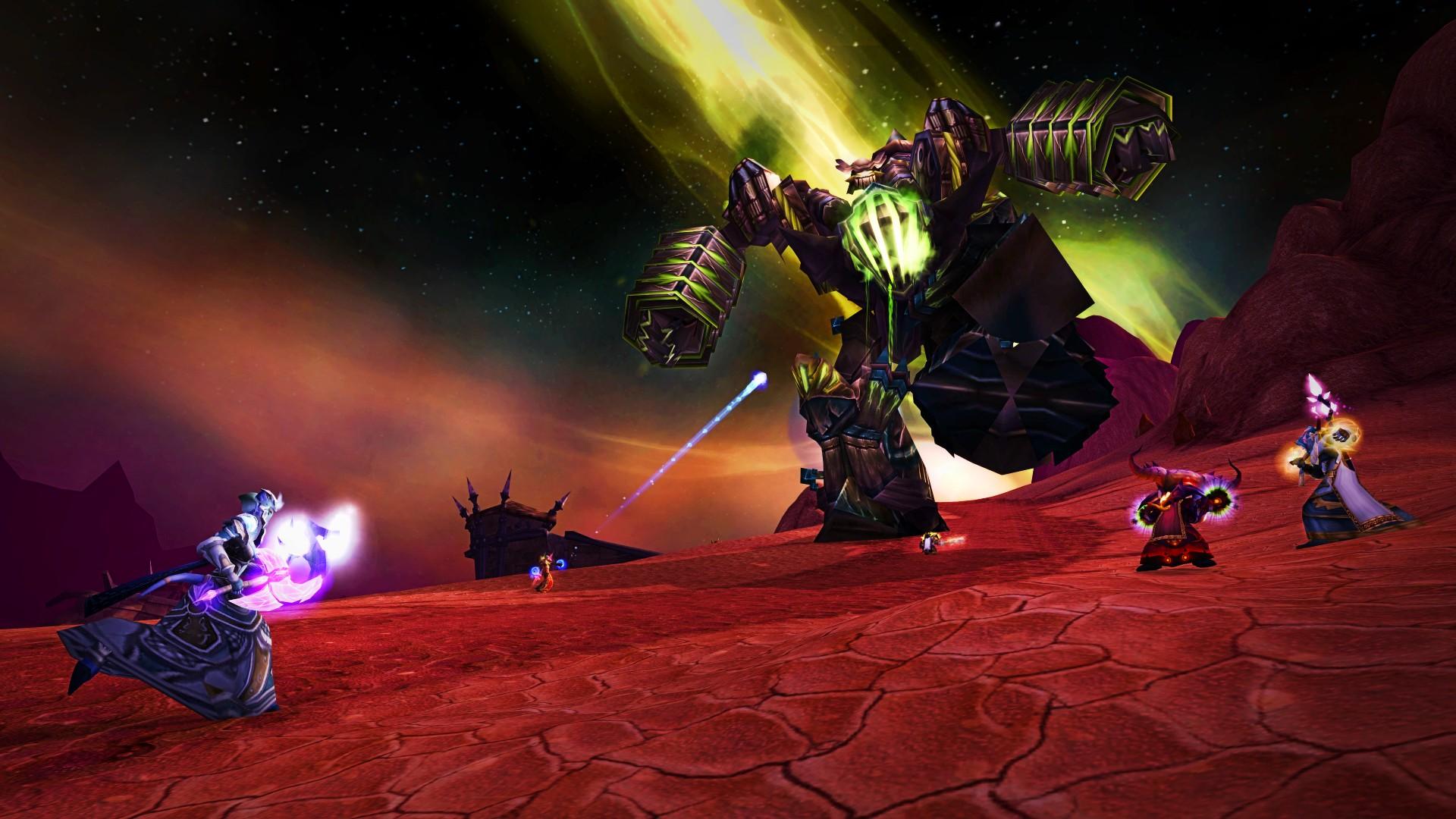 World of Warcraft: Burning Crusade release time confirmed