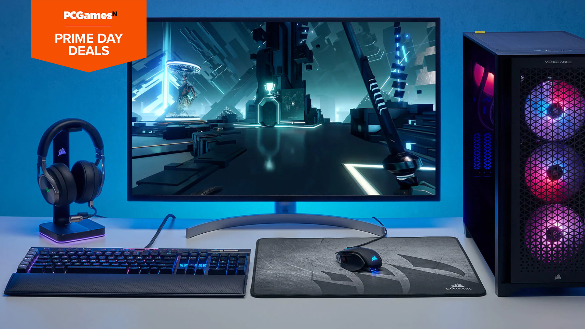 The best Amazon Prime Day deals on gaming hardware