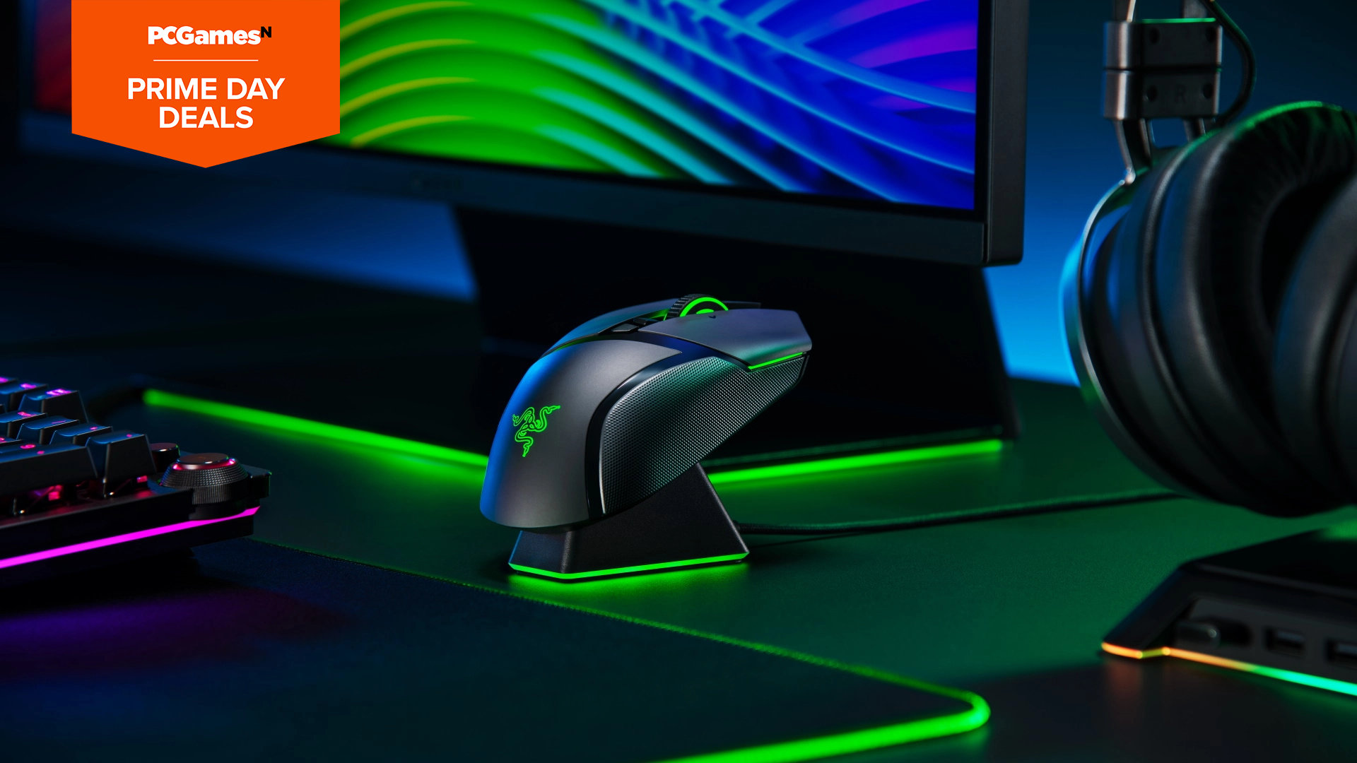 Pick up an early Amazon Prime Day deal on a gaming mouse