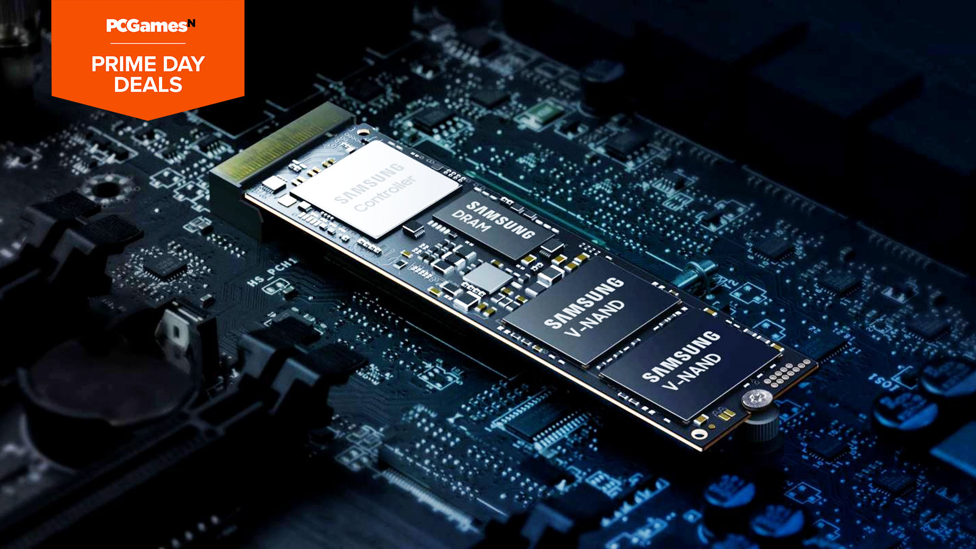 Find the best Amazon Prime Day deal on SSDs for your gaming PC