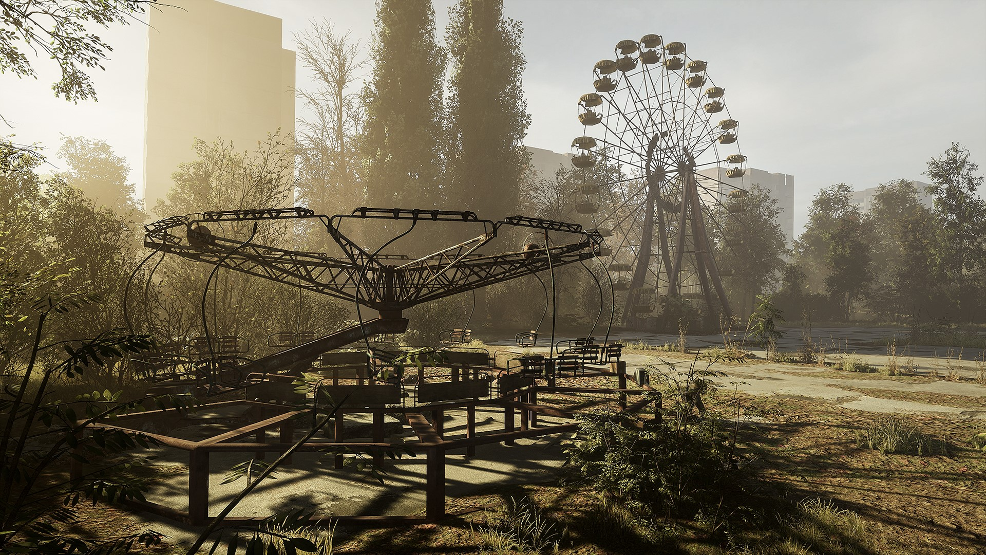 Radioactive survival mystery Chernobylite launches in July