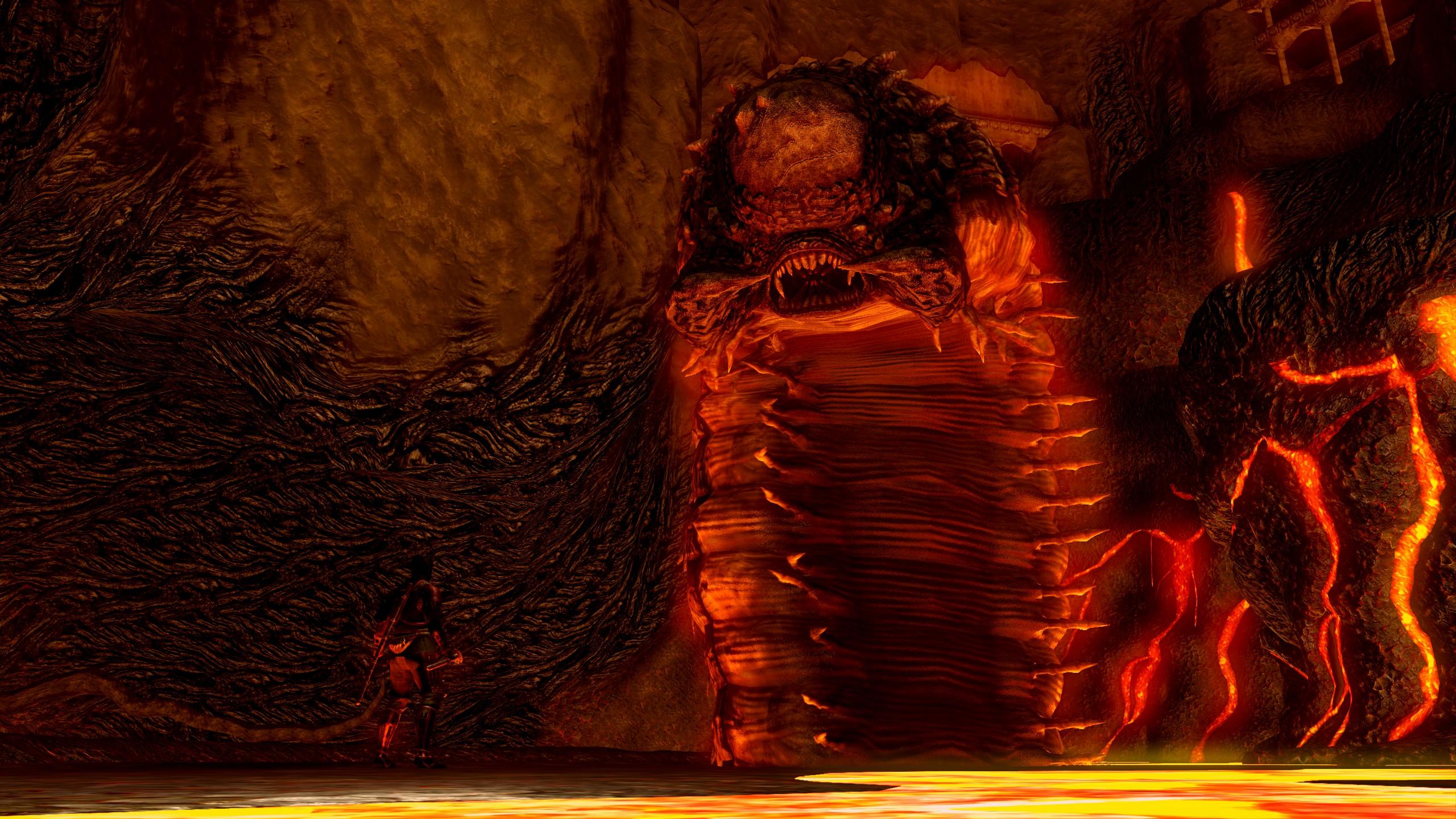 Impressive fan-made Dark Souls sequel will release a month before Elden Ring