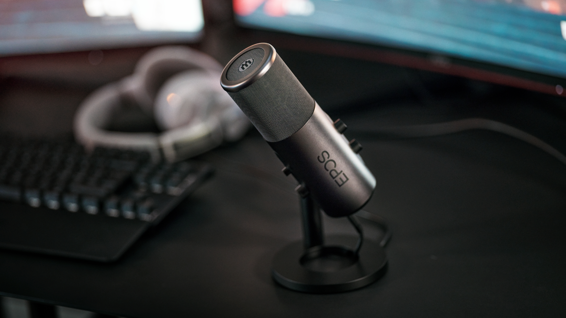 EPOS takes on Razer, Blue, and HyperX with its very first gaming microphone