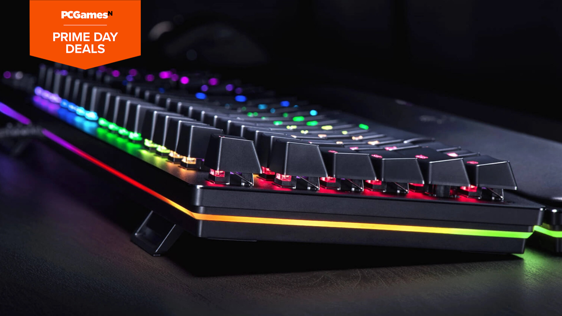 The best Amazon Prime Day gaming keyboard deals