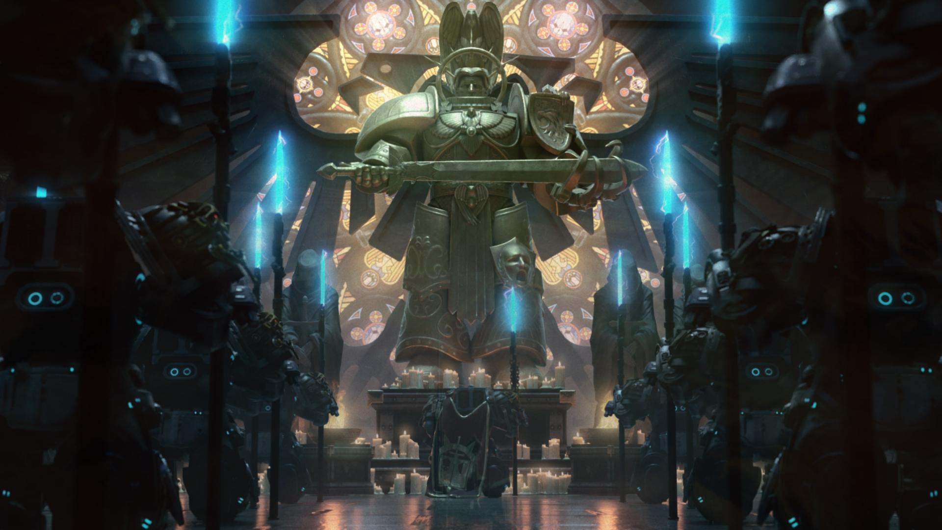 Warhammer 40k: Chaos Gate – Daemonhunters is Space Marine XCOM