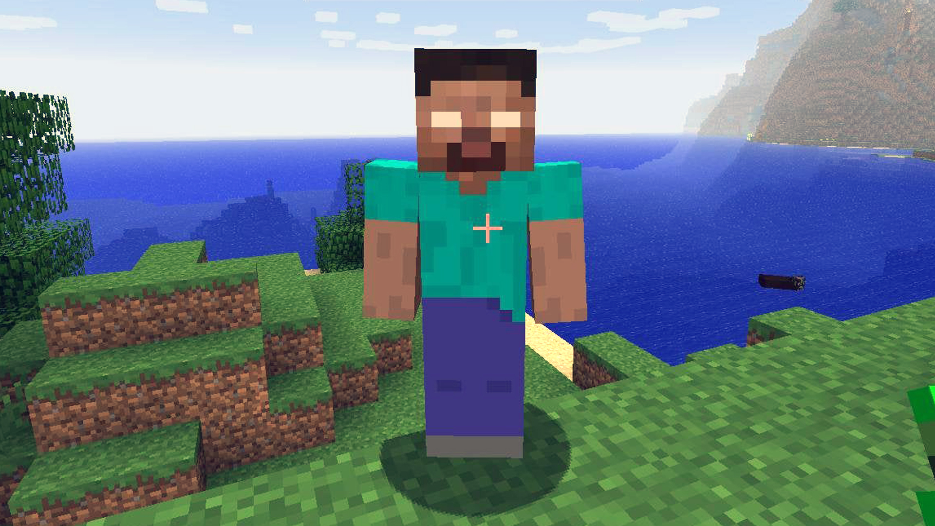 A rare version of Minecraft has been rediscovered 10 years later