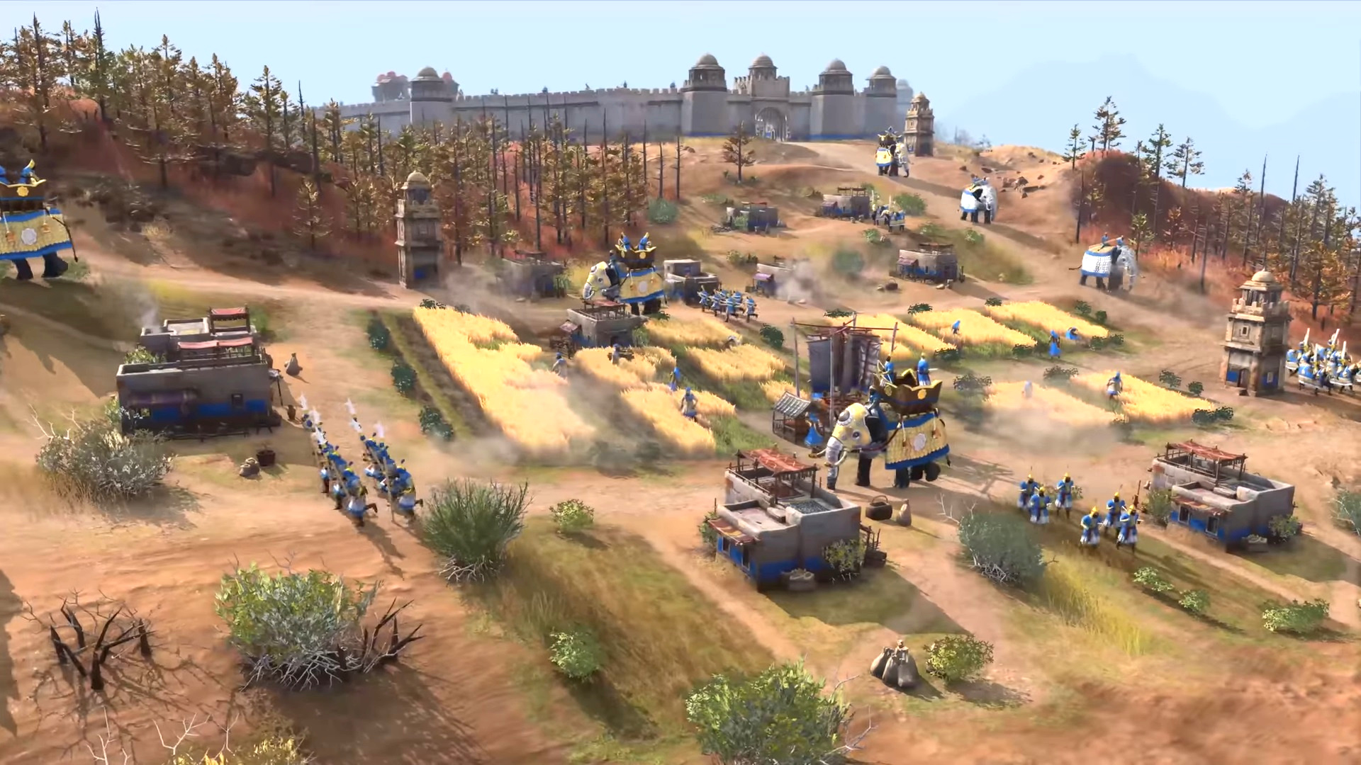 Microsoft addresses Age of Empires 4 fans' concerns over India's representation