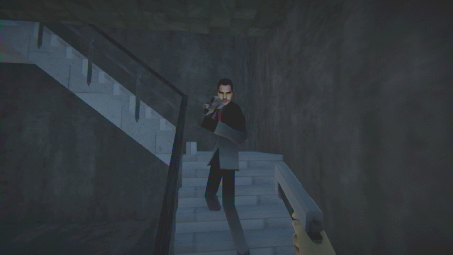 Agent 64 aims to be a new GoldenEye, and there's a free demo on Steam