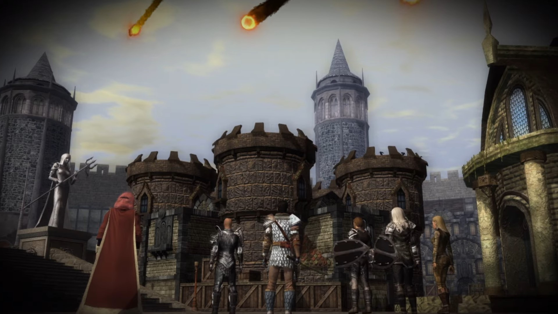 Baldur's Gate 2 is going full 3D in this Neverwinter Nights 2 mod