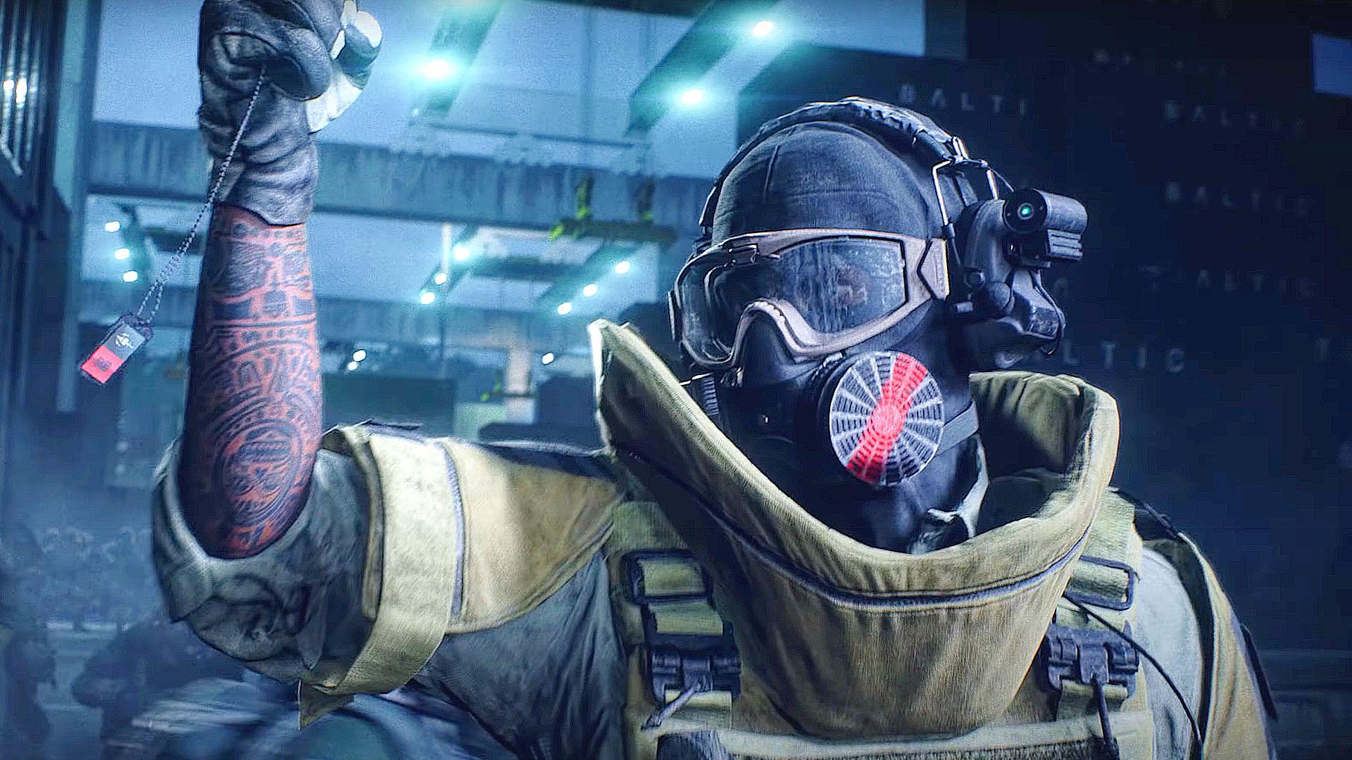 Battlefield 2042 reveal trailer – 23 cool details we spotted