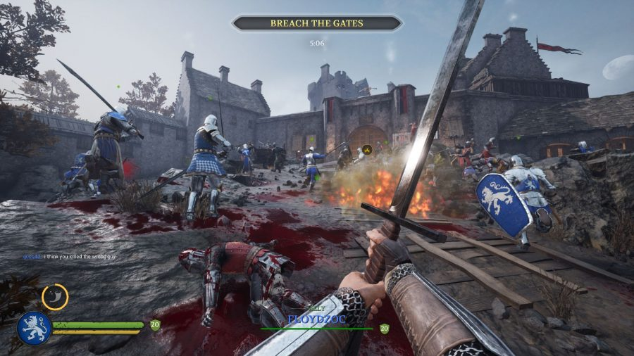Chivalry 2 review - breach the gates