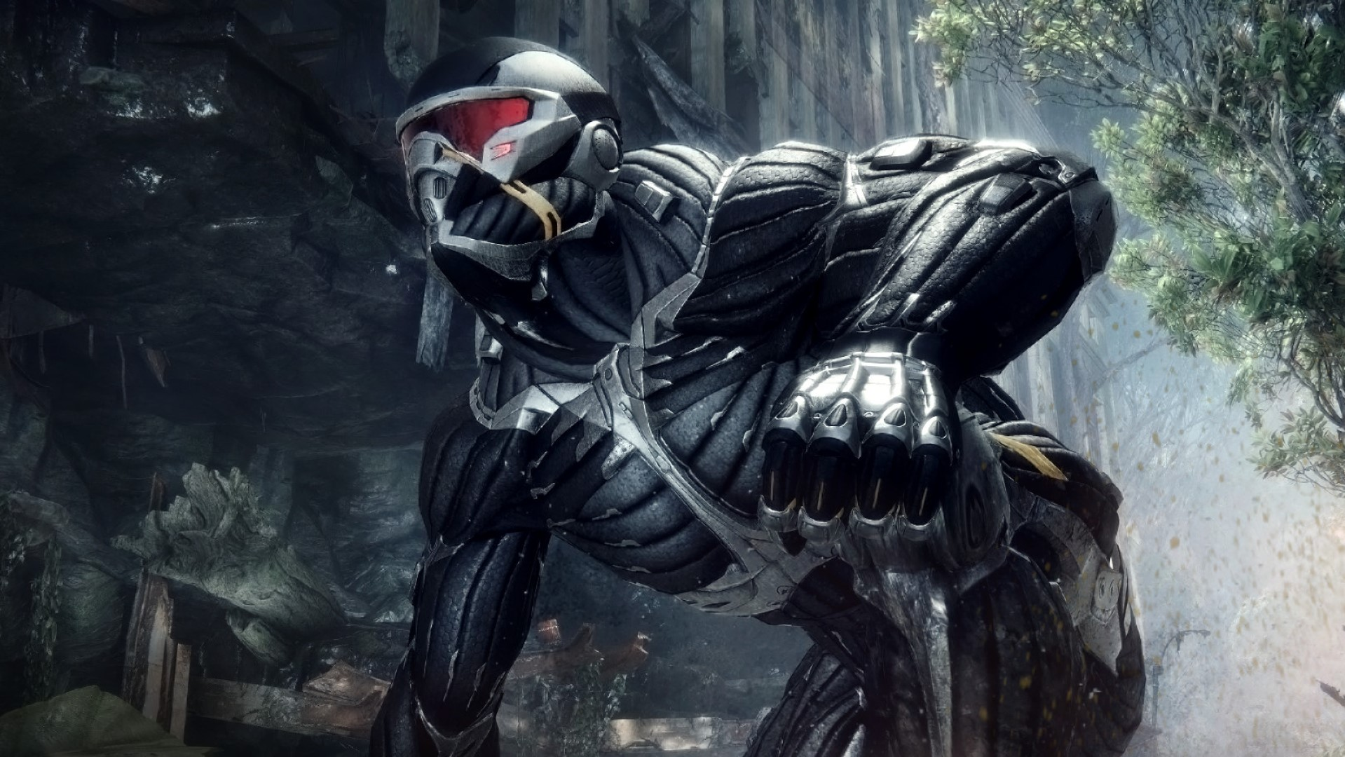 The whole Crysis trilogy is getting a remaster, and it's coming out this fall