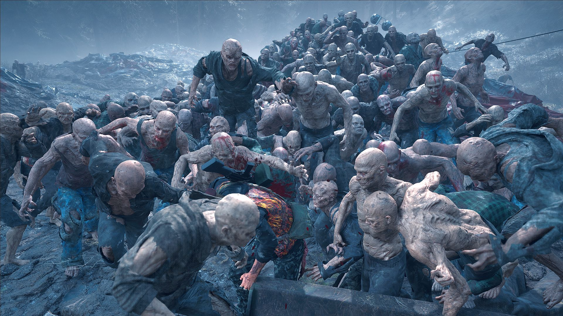 This Days Gone mod makes zombie hordes truly enormous