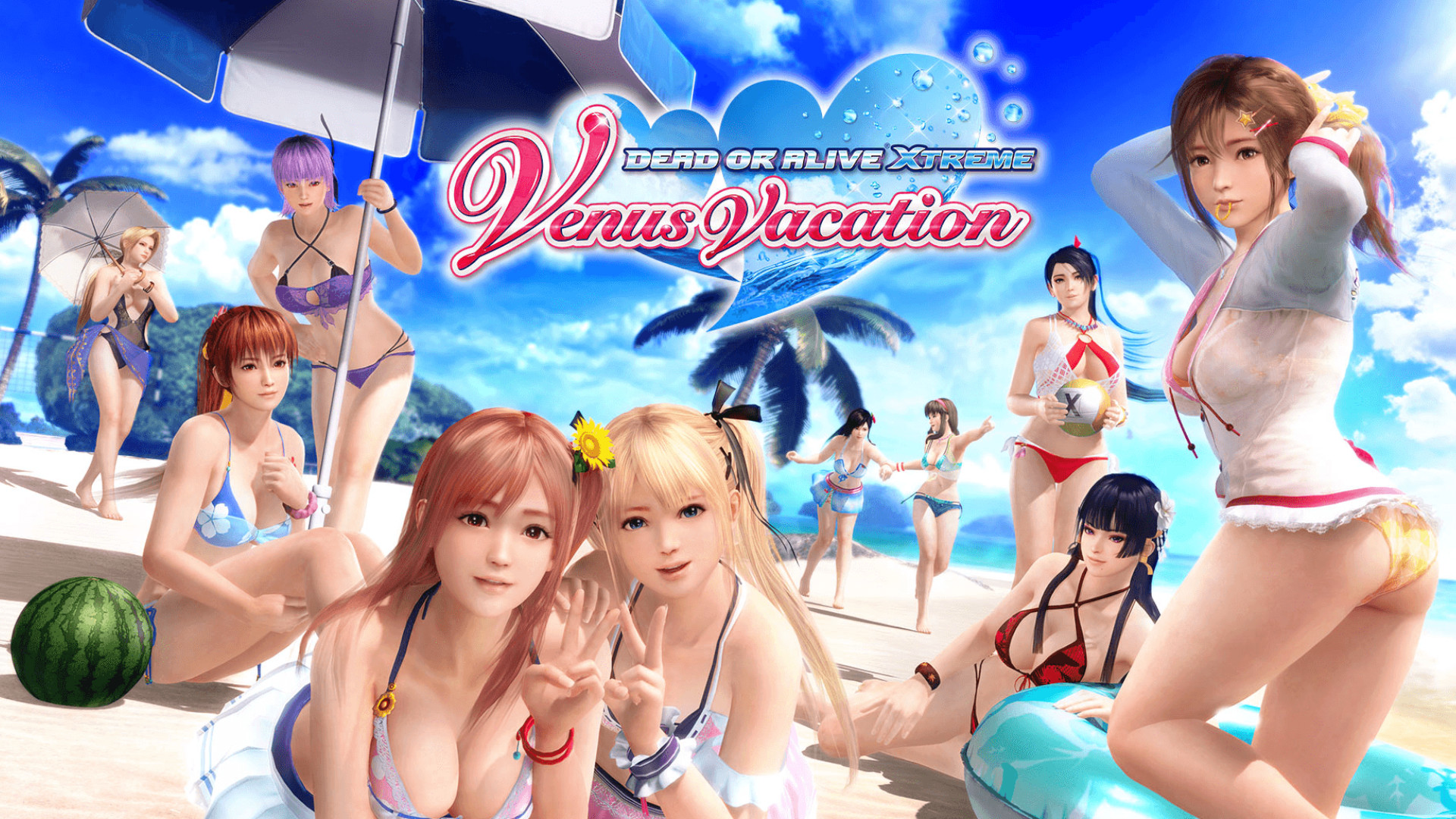 Dead or Alive Xtreme once again launches outside Japan thanks to a hentai platform