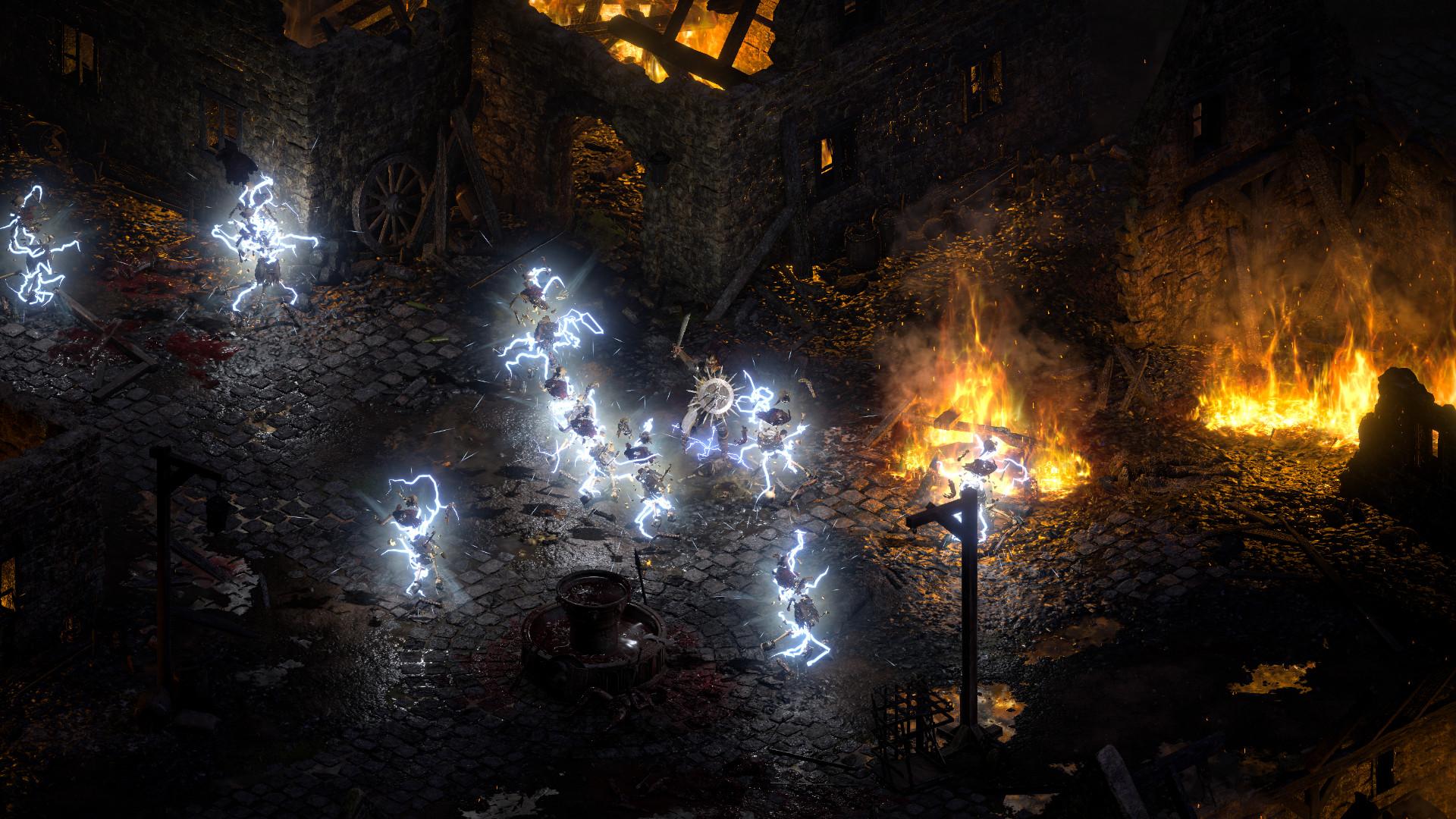 The Diablo 2: Resurrected open beta starts in August