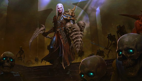 Diablo 3's Necromancer