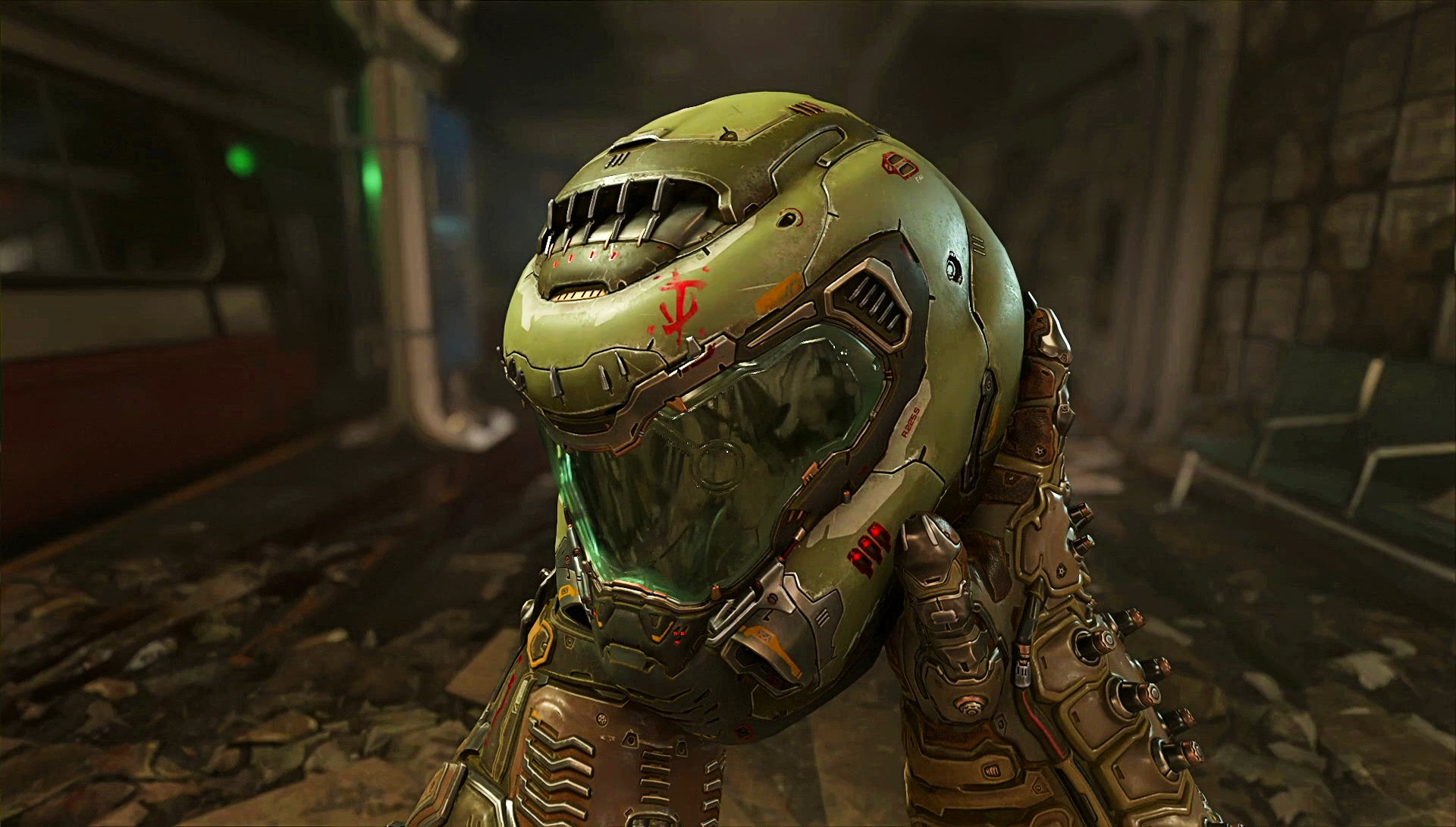 """Doom Eternal ray tracing and DLSS coming this month, RDR2 and R6S """"coming soon"""""""