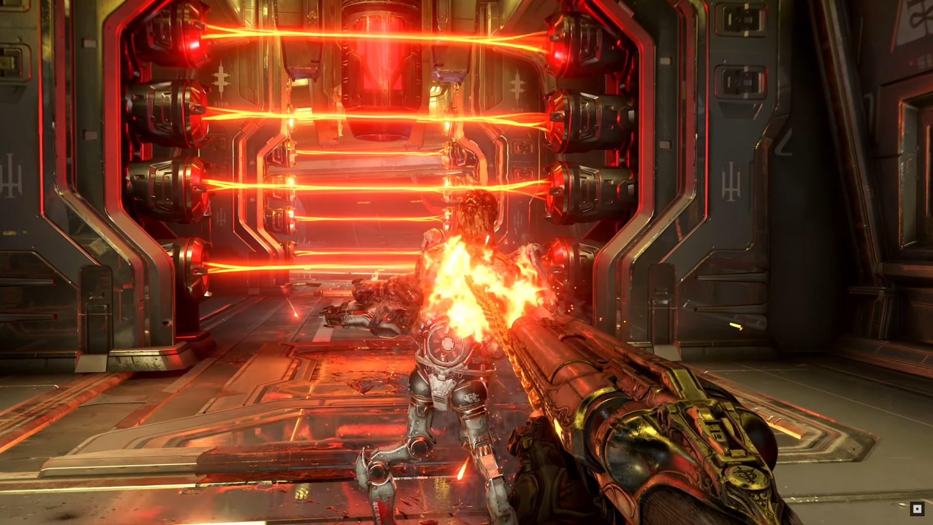 Doom Eternal's ray tracing patch has arrived
