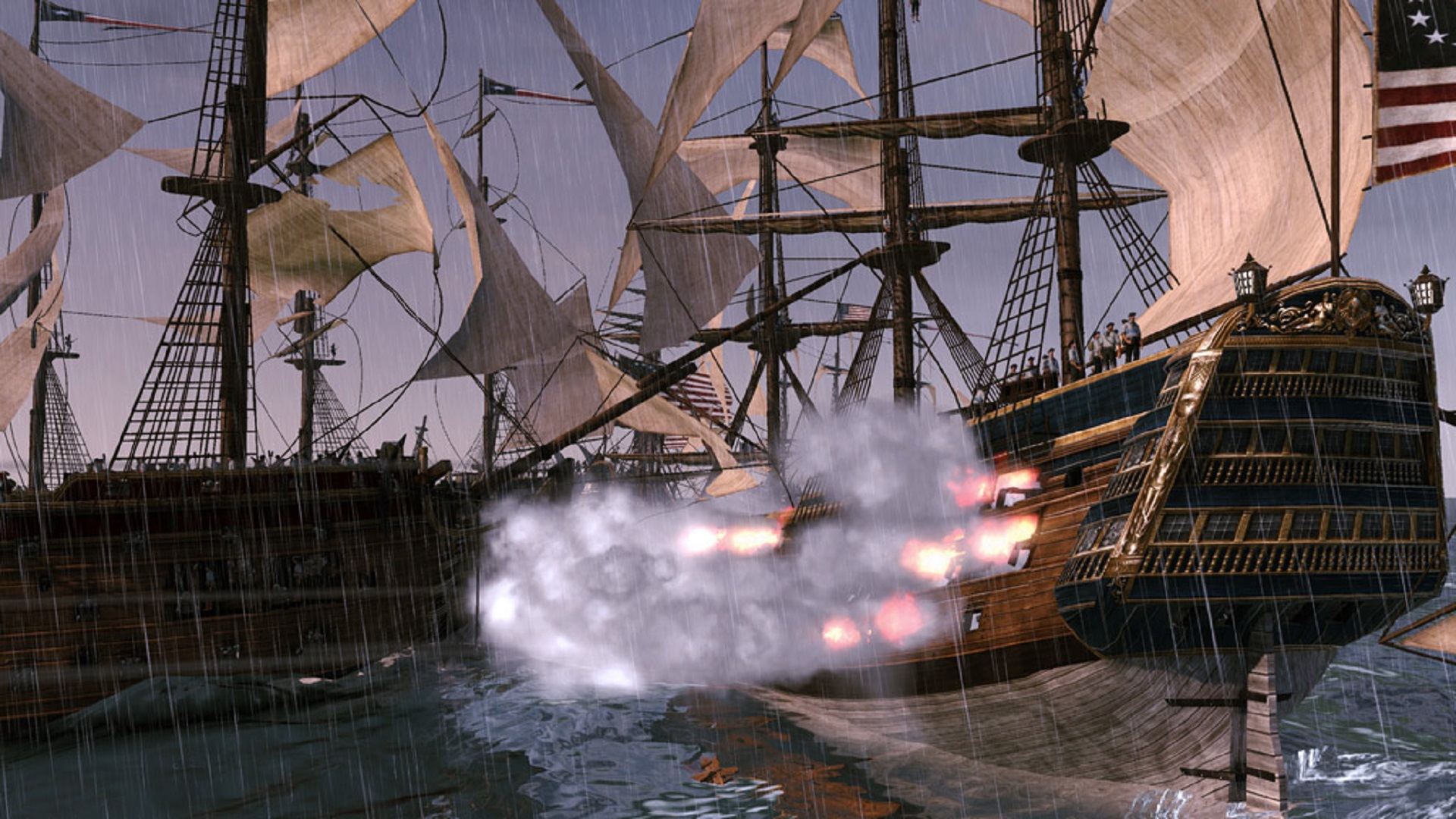 Total War fans are celebrating Empire: Total War's glorious naval battles