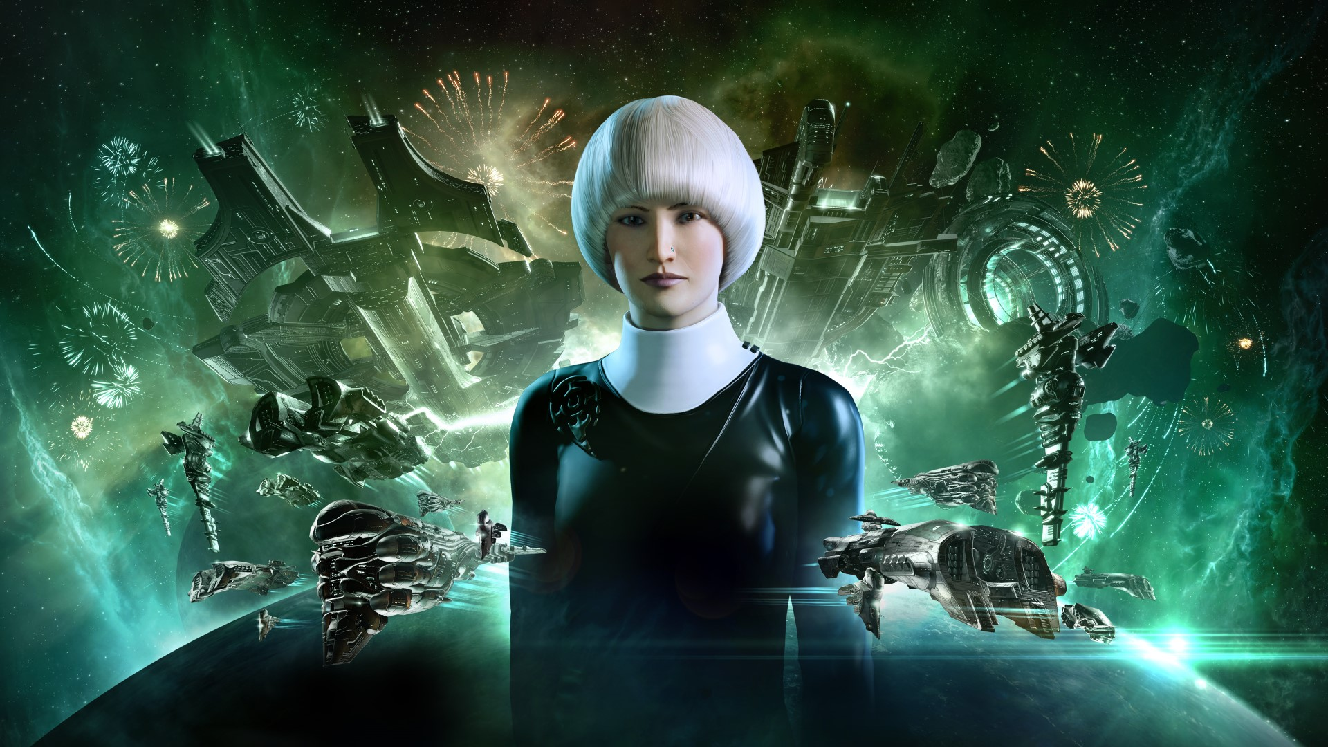 Eve Online officially marks Federation Day with login bonuses, parades, and more