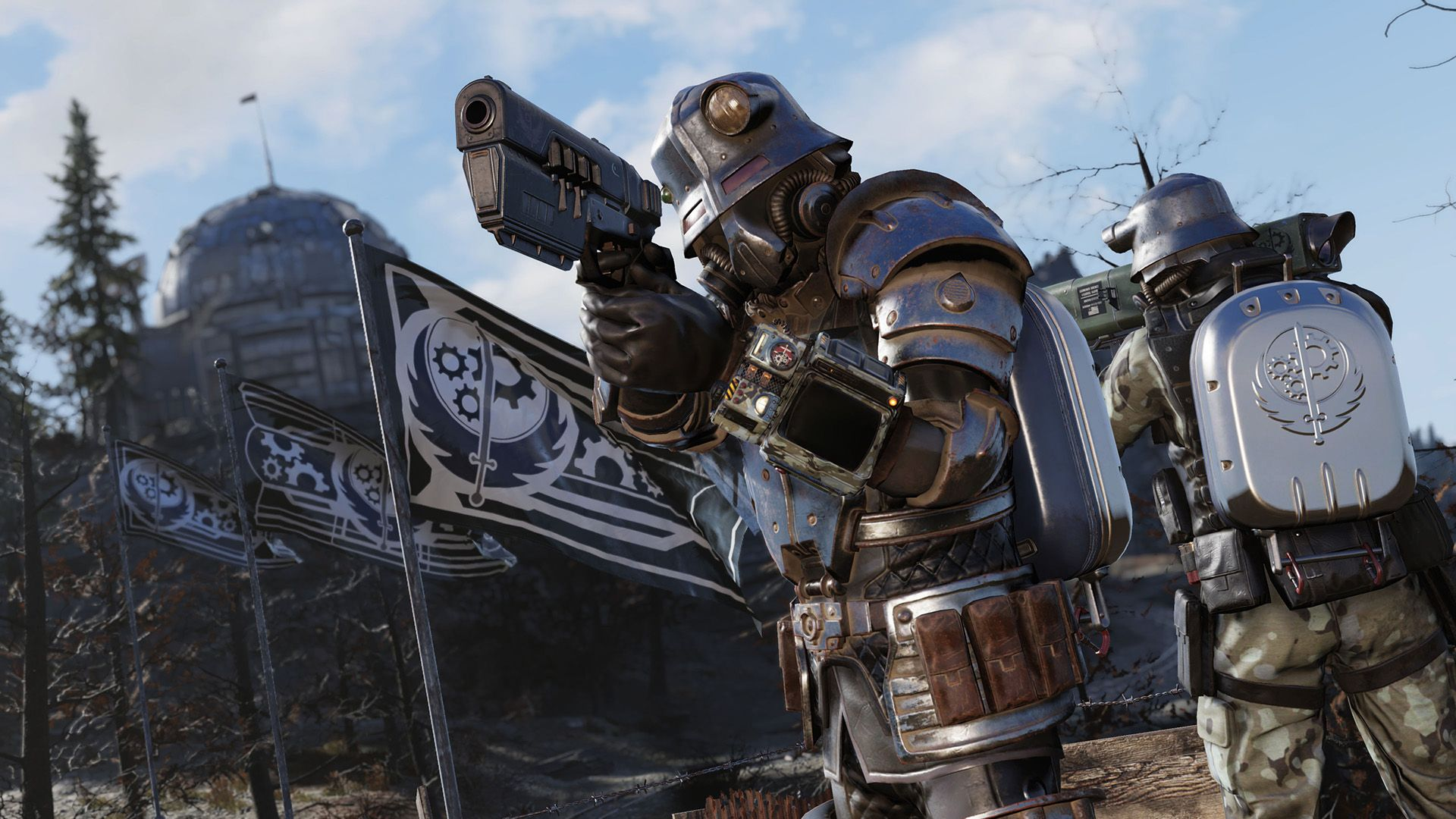 Fallout 76's battle royale game mode Nuclear Winter closes this September
