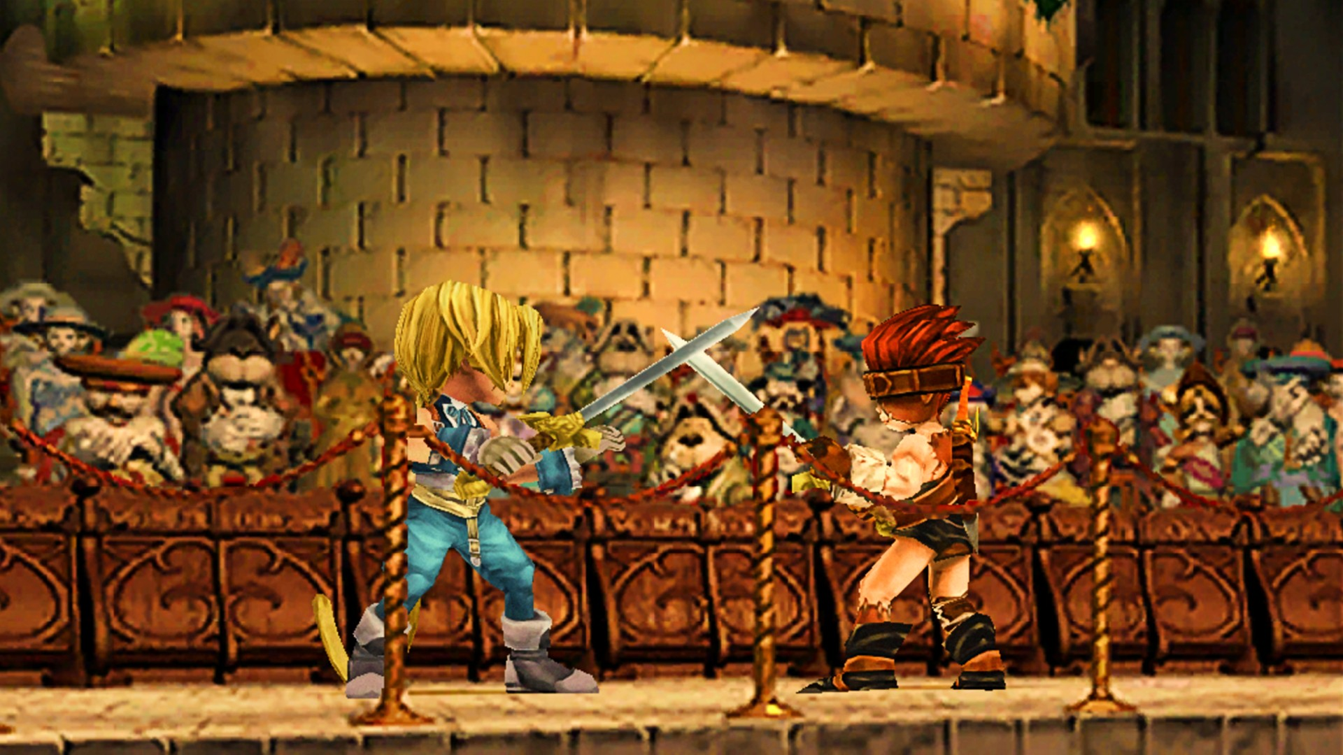 Final Fantasy 9 is getting an animated series