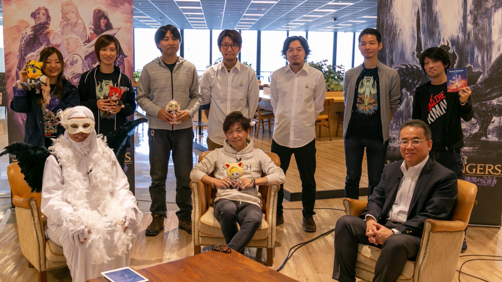Final Fantasy XIV's seventh 14-hour broadcast arrives next week