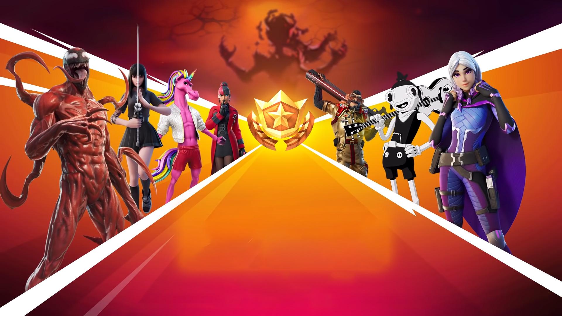 The best Fortnite skins in Chapter 2 Season 8
