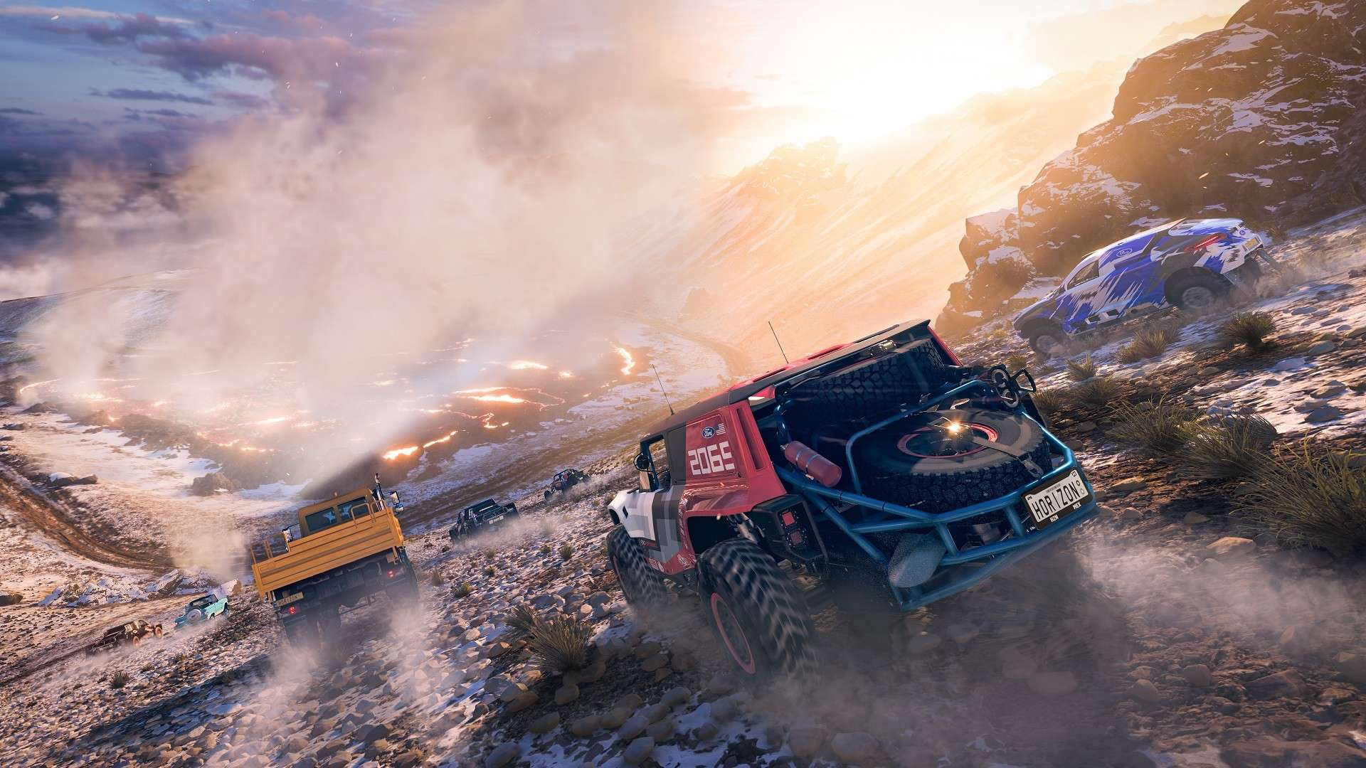 Forza Horizon 5's low system requirements mean it should run on most gaming PCs