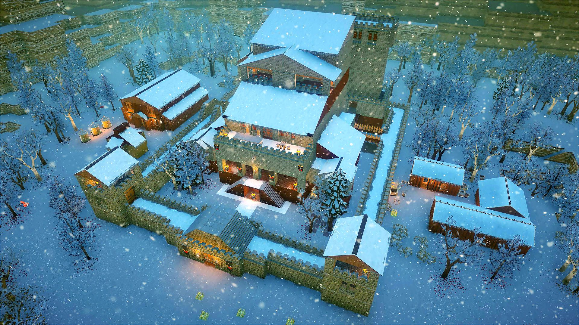 Brand-new city builder Going Medieval is Steam's weekly top seller