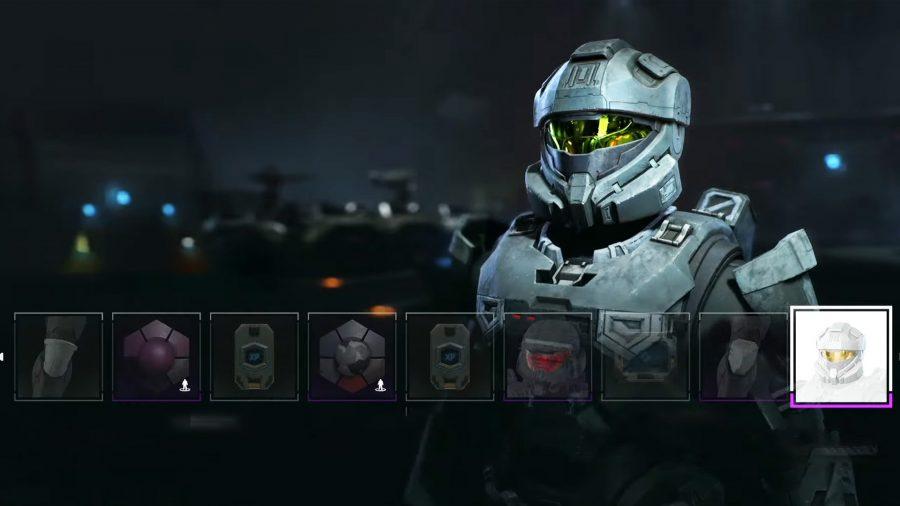 The last reward in the Halo Infinite Season 0 Battle Pass