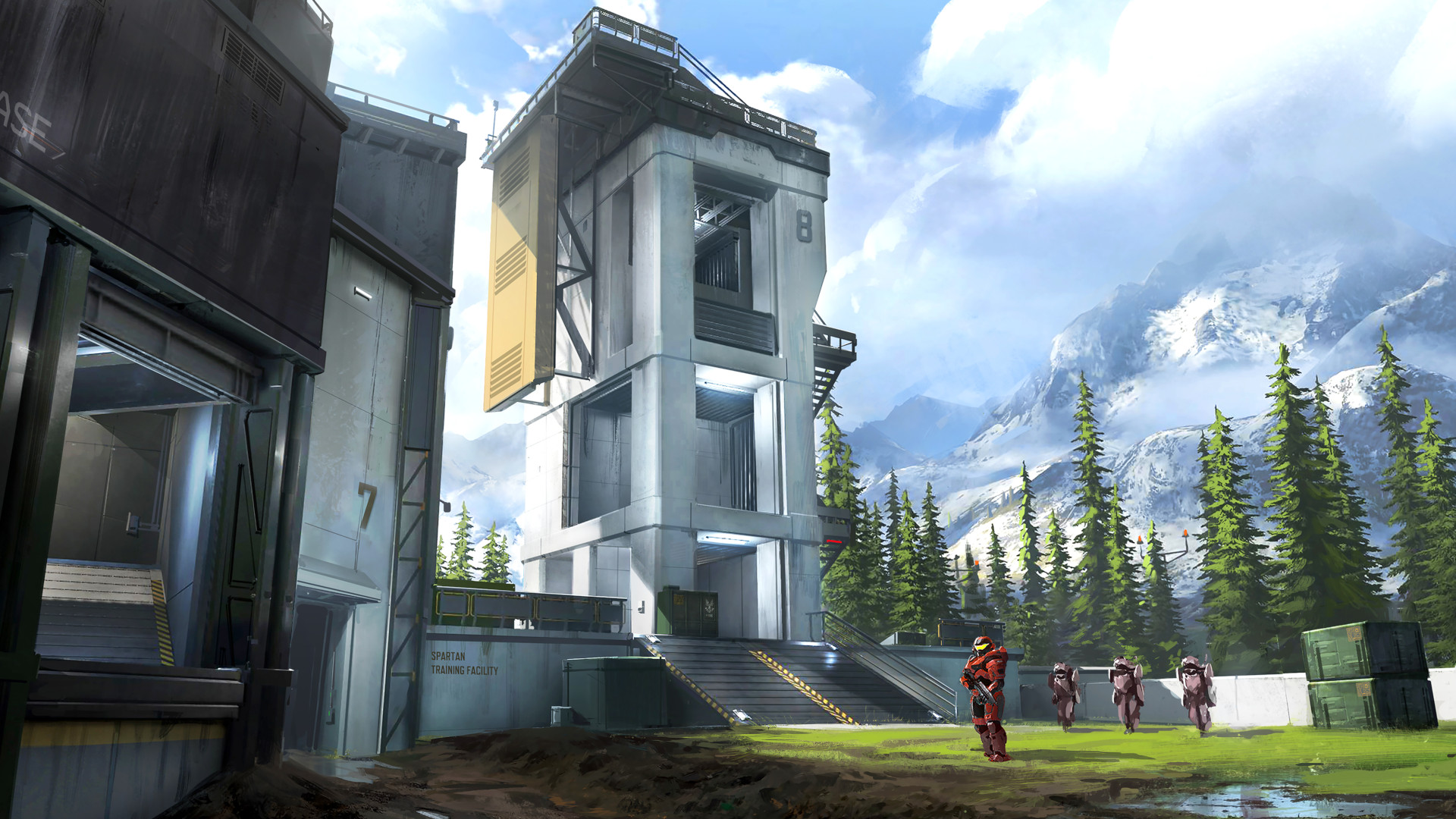 Halo Infinite devs hint at story expansions
